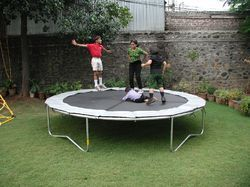 Trampoline On Rental