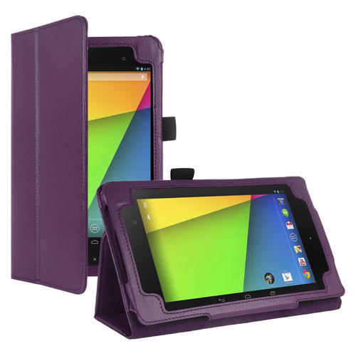 Tablet Leather Fliptop Case For Google Nexus 7 2013