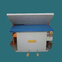 Flat Press Steam Ironing Machine