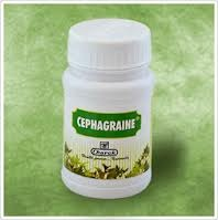 Charak Pharma Cephagraine Tablets