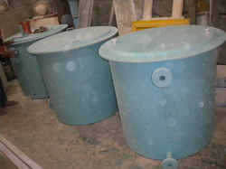 Flat bottom  Storage Tank
