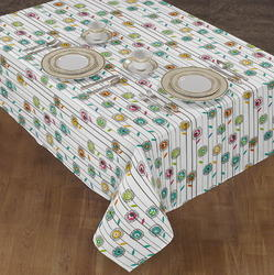 Full Printed Table Cloth