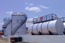 Petrol Tank Installation