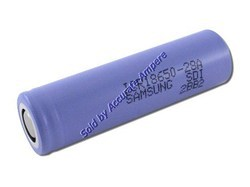 Samsung 18650 3.7v 2800mah Lithium Ion Rechargeable Battery