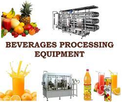 Juice Processing Machinery