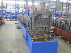 CZ Purlin Forming Machine