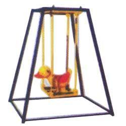 Child Duck Swing