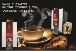 South Indian Liquid Filter Coffee Vending Machines