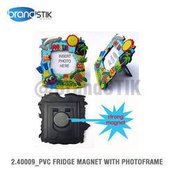 PVC Fridge Magnet with Photo Frame