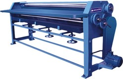 Four Roller Pasting Machine