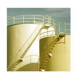 Liquid Oxygen Storage Tanks