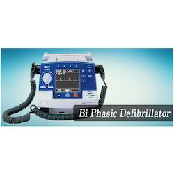 Bi Phasic Defibrillator