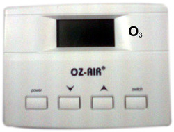 Ozone Monitor and Controller