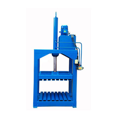 Hydraulic Bailing Press for Woven Sacks