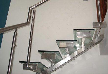 Stairsmodern Steel Stairs Hardwood