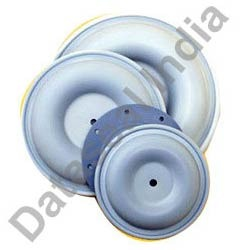 Rubber PTFE Diaphragms