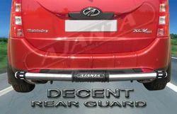 Decent Rear Guard