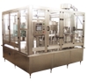 Automatic Rotary Bottle Rinsing, Filling and Cap Sealing Line for Hot Filling