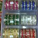 Assorted Color Stone Designer Bangle Set