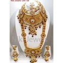 Jaipuri Bridal Set