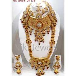 Jaipuri Bridal Set