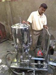 Vegetable Oil Filter Press Machine
