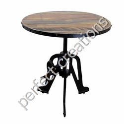 Vintage Round Table. Ask For Price
