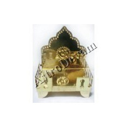 Singhasan for God, Seat for Hindu Deity, Mandir for Home