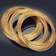 Brass Wire For Imitation Jewellery