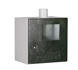 Stainless Steel Gas Cylinder Enclosure