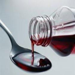Suspension Simethicone, Magnesium Syrup