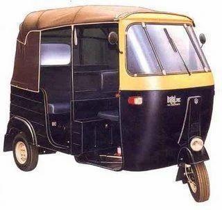 Auto Rickshaw Seat Cover