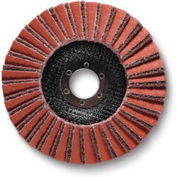 Serrated Sanding Disc