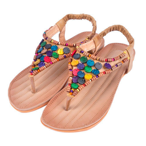 42514a4fa Beaded Sandals at Best Price in India
