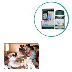 Herbal Capsules for Health Care