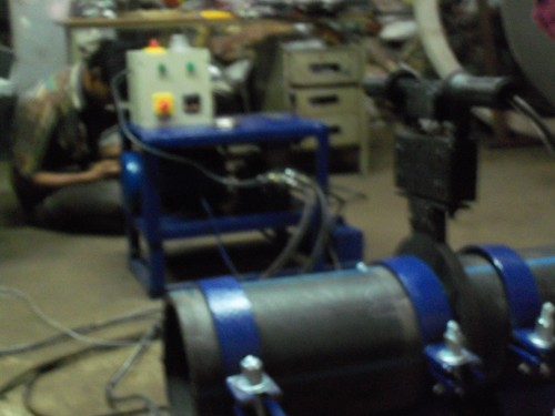 HDPE Pipe Butt Welding Machine
