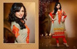 Exclusive Collection of Unstitched Salwar Kameez