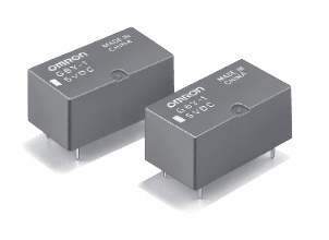 Signal Relay 05A SPDT Economical High Frequency Relays G6Y
