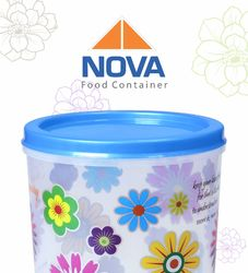 Plastic Food Container Kitchen Container Manufacturer from Rajkot
