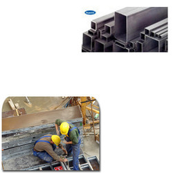 Rectangular Hollow Pipe for Building Work
