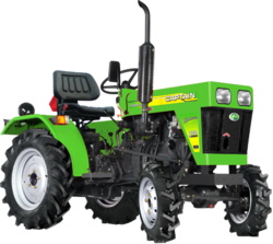 captain 120di 4wd mini tractors