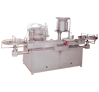 Automatic Mono Block Vial Filling & Stopper placing Machine
