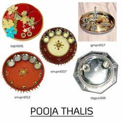 Puja Thalis