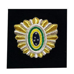 Embroidered Cap Badges