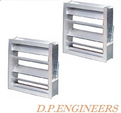 Low Leakage Duct Dampers