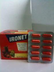 Herbal Iron Calcium Capsules