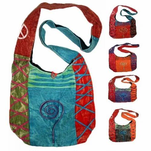 Hippie Sling Shoulder Bags