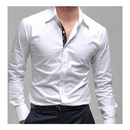 Supplier of men 39 s formal shirts from hyderabad telangana for Boys white formal shirt