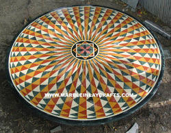 Mosaic Coffee Table Top