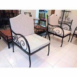 Metal Decorative Sofa